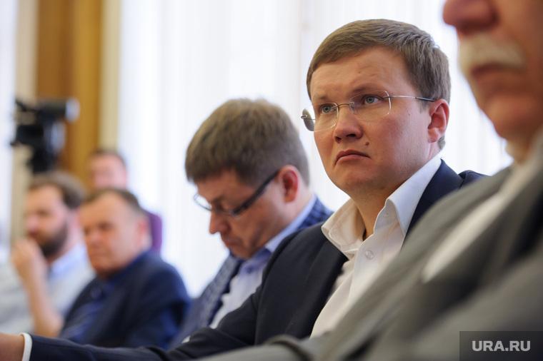 Заседание екатеринбургской городской думы и информационный час с Павлом Крашенинниковым
