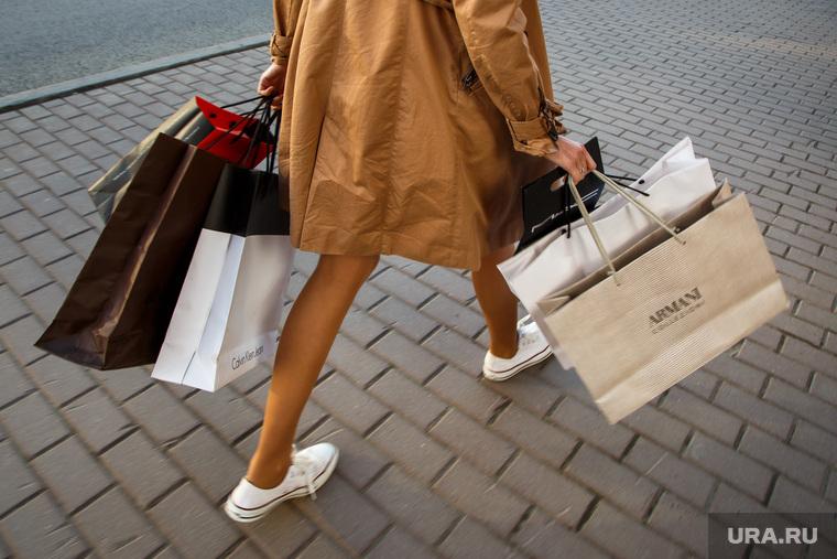 Пакеты для покупок мировых брэндов премиум класса. Екатеринбург