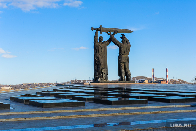 Поездка Алексея Текслера в Магнитогорск. Челябинская область