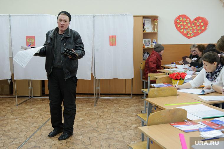 ВЫБОРЫ 2018. Голосование на выборах Президента Российской Федерации в Екатеринбурге
