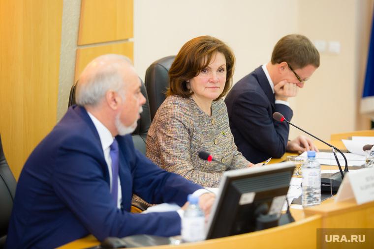 Заседание  Думы города 6 созыва. Сургут