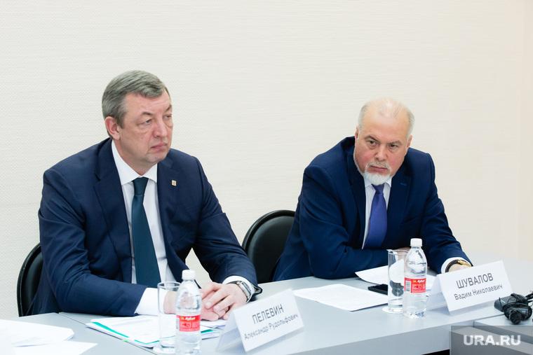 Рабочая встреча губернатора ХМАО Натальи Комаровой со спортсменами города. Сургут