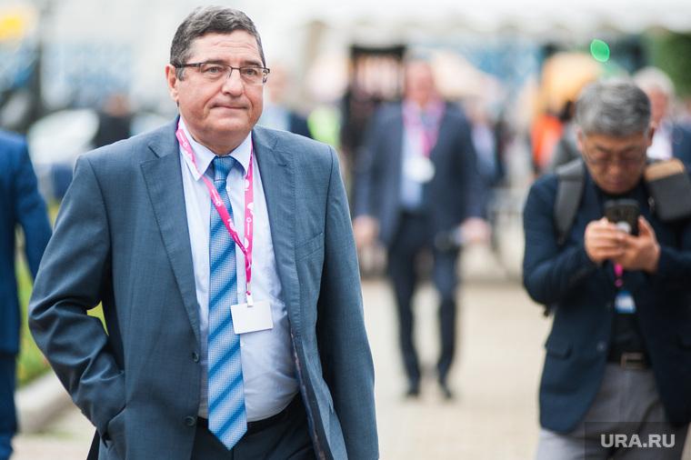 Торжественная церемония открытия международной промышленной выставки Иннопром-2018. Екатеринбург