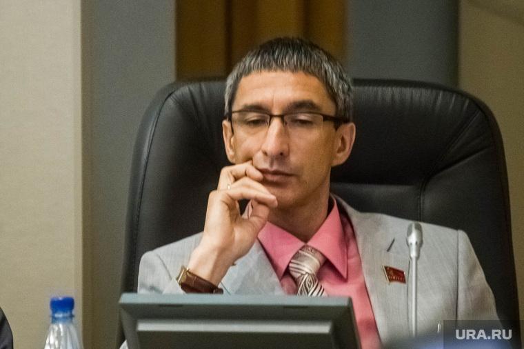 Заседание тюменской городской думы. Отчет сити-менеджера. Июнь 2014. Тюмень