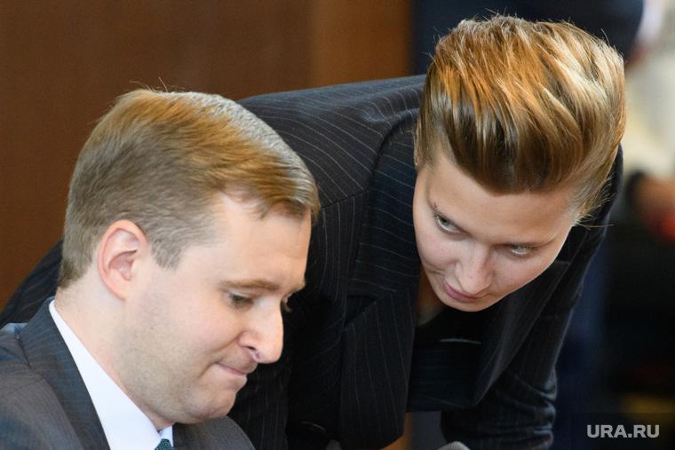 Встреча полпреда по УрФО Николая Цуканова со студентами госакадемии. Екатеринбург