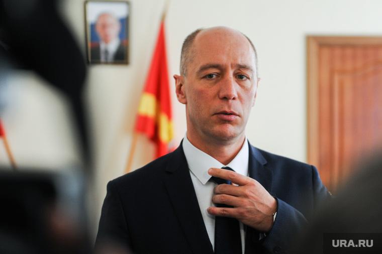 Сергей Приколотин. Челябинск