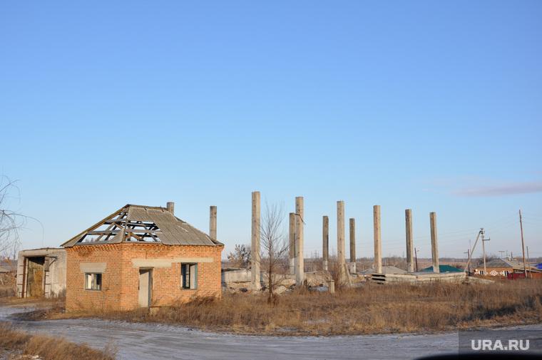 Дмитриев Павел. Село Красный уралец