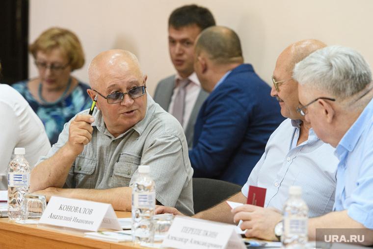 Круглый стол по проблематике обращения с РАО. Красноярский край, Железногорск