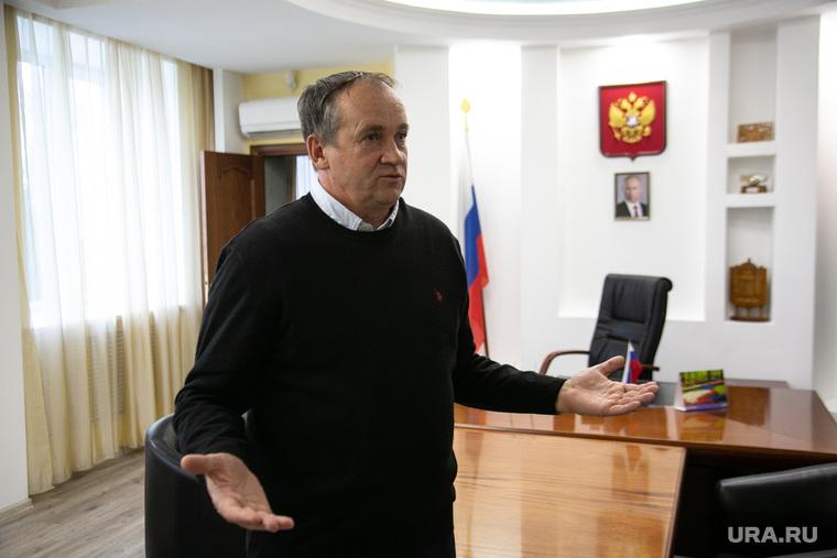 Председатель Тобольской городской думы Андрей Ходосевич. Тобольск