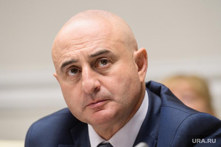Совещание по ЖКХ в полпредстве по УрФО. Екатеринбург
