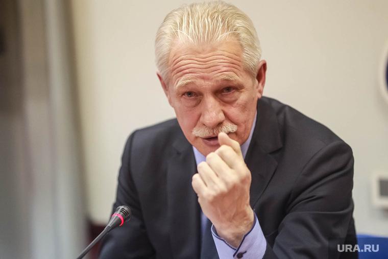 Председатель Тюменского областного суда Анатолий Сушинских. Тюмень