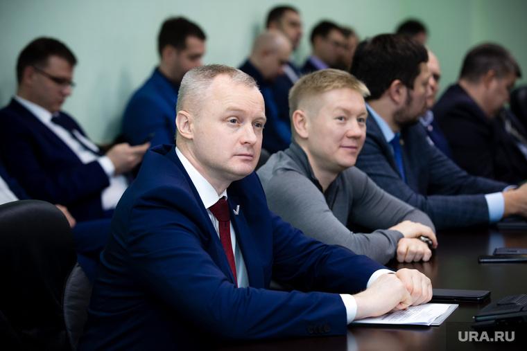 Окружная конференция Общероссийского народного фронта. Сургут