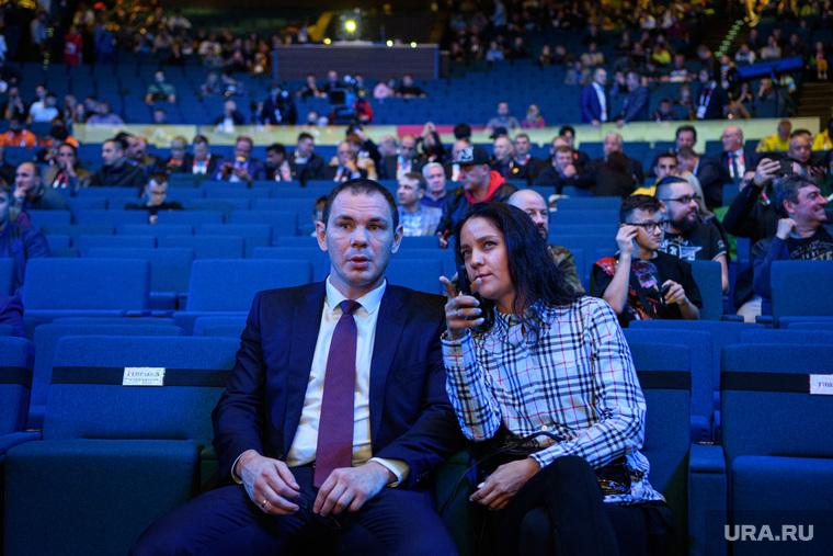 Открытие Чемпионата мира по боксу. Екатеринбург