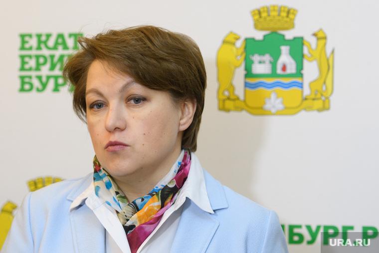 Брифинг по гриппу в администрации Екатеринбурга