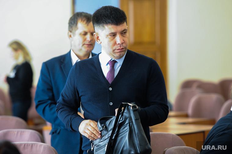 Аппаратное совещание у главы Натальи Котовой. Челябинск