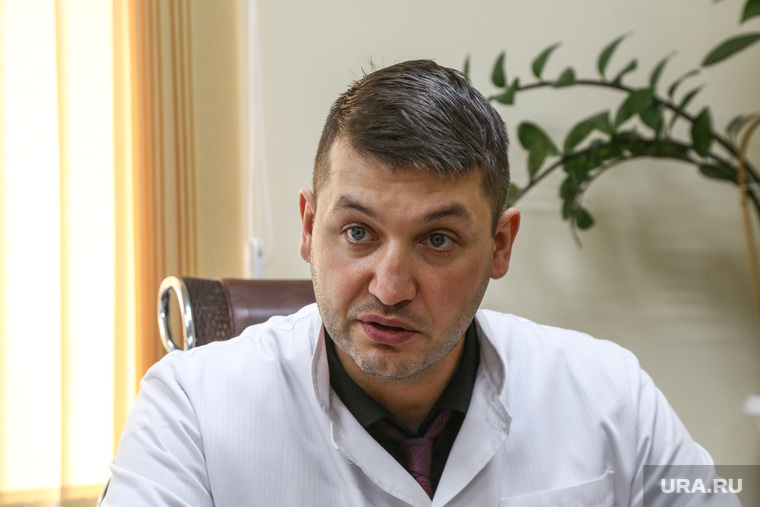 Главный врач Центра профилактики и борьбы со СПИДом. Тюмень