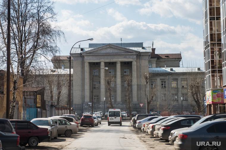 Объезд по вывескам на фасадах домов в Кировском районе. Екатеринбург