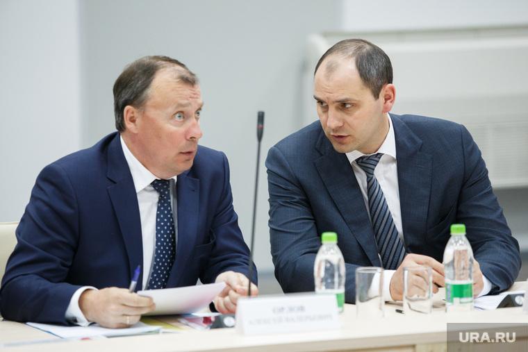 Первое совещание по ИННОПРОМ-2015. Екатеринбург