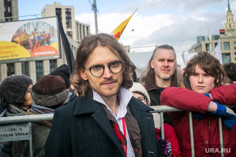Митинг за свободу интернета в Москве. Москва