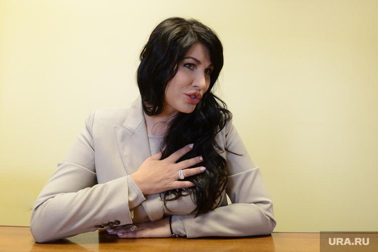 Интервью с Ириной Текслер, супругой Алексея Текслера, губернатора Челябинской области. Челябинск