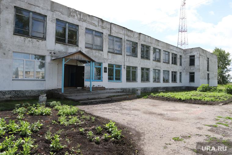Визит врио губернатора Шумкова Вадима в Мокроусовский район.  Курган