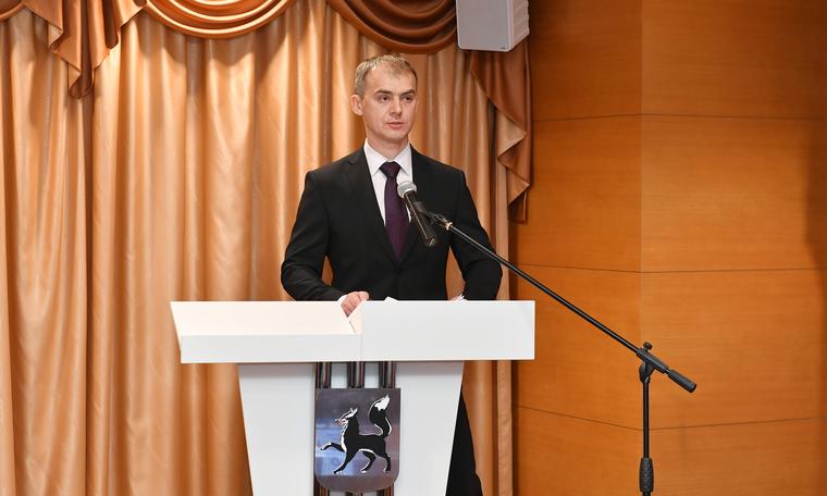 Титовский Алексей. ЯНАО