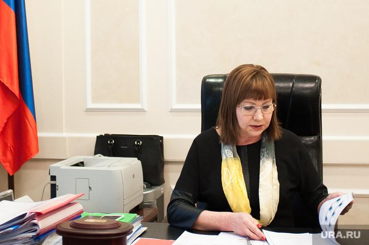 Интервью с Галиной Кулаченко. Екатеринбург