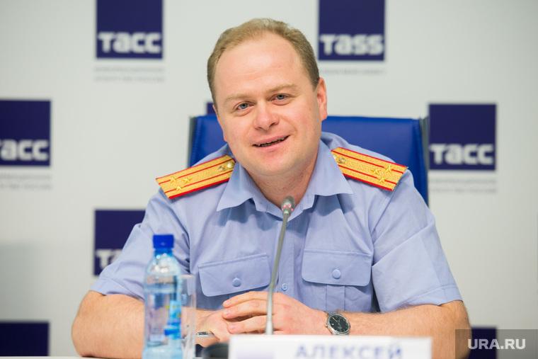 Пресс-конференция по коррупции. Екатеринбург