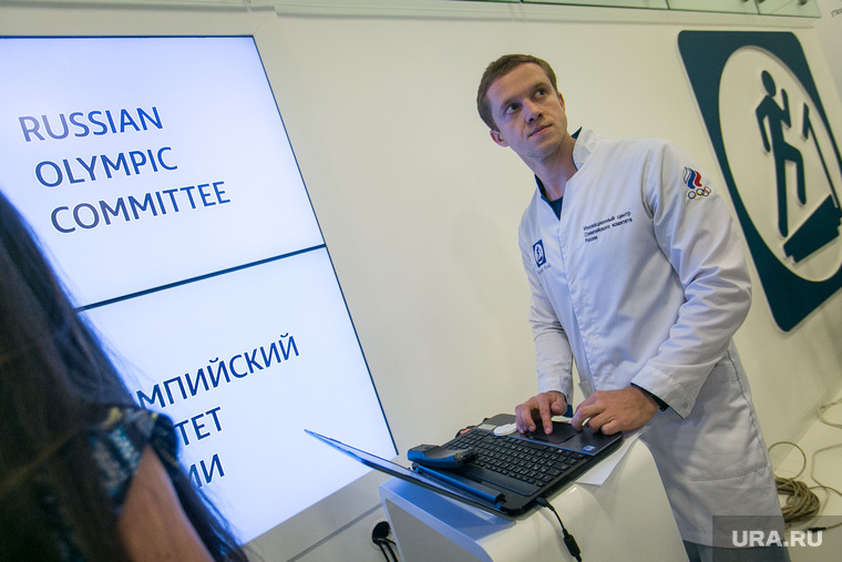 Заседание исполкома Олимпийского Комитета России. Москва