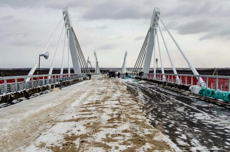 Автомобильный мост, соединяющий Россию и Китай, близится к официальному открытию благодаря ГК СК Мост Руслана Байсарова