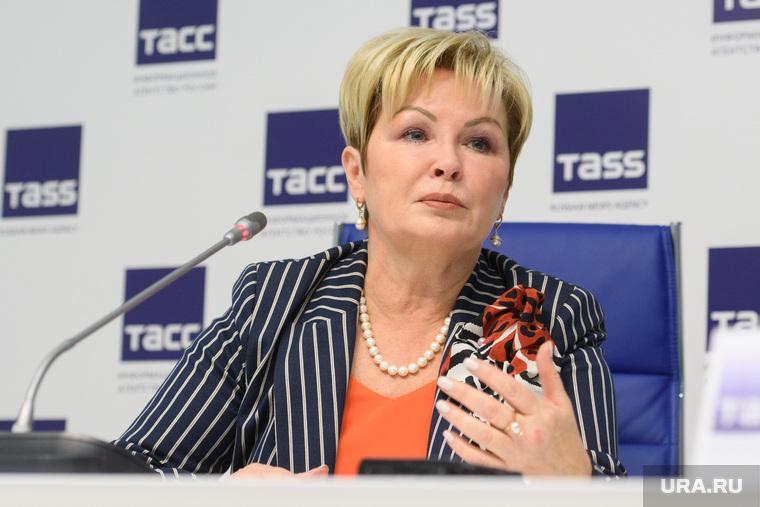 Пресс-конференция в ТАСС-Урал по новому набору студентов УГМУ. Екатеринбург
