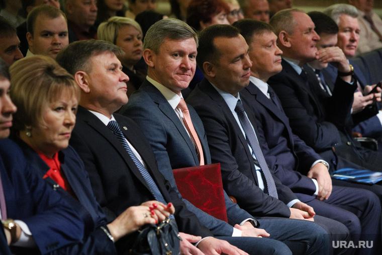 Торжественная церемония  посвященная вступлению в должность Главы Кетовского райна Дудина Сергея. Курган