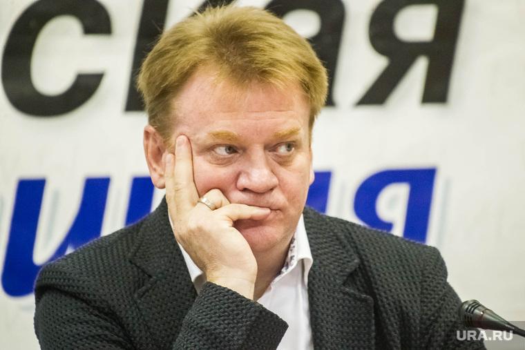 """Андрей Кудряков, главврач """"Медицинского города"""". Тюмень"""