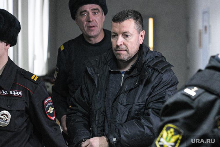 Избрание меры пресечения Михаилу Бусылко. Екатеринбург