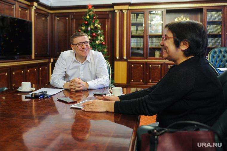 Интервью с Алексеем Текслером. Челябинск