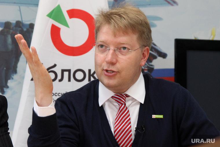 Пресс-конференция с Николаем РыбаковымКурган