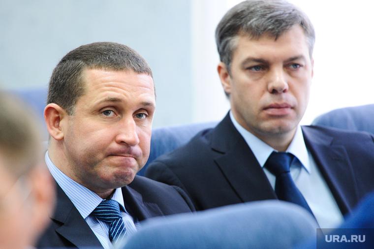 Политсовет ЕР. Челябинск.