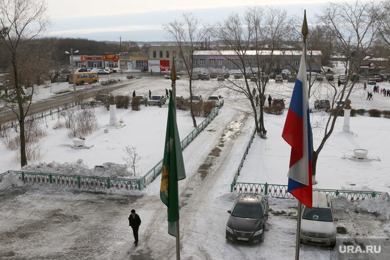 День депутата в Альменевском районе