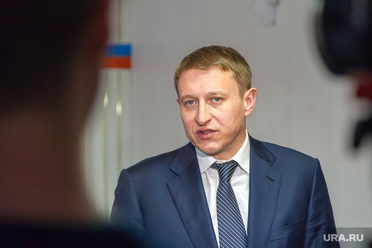 Рабочая поездка в Краснотурьинск.