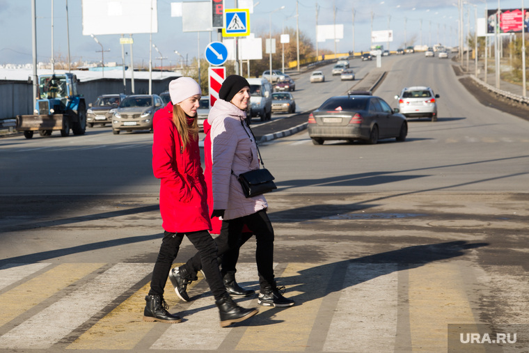 Открытие автодороги по ул. Бурова-Петрова. г. Курган