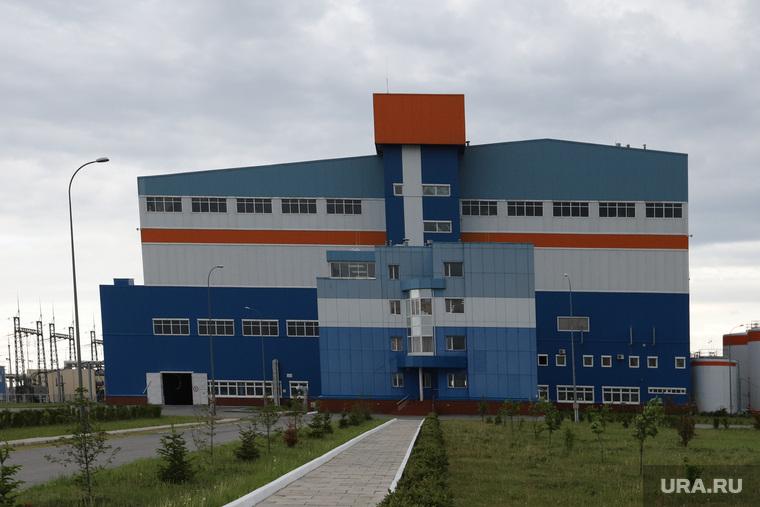Визит чешских инвесторов на Курганскую ТЭЦ-2. Курган