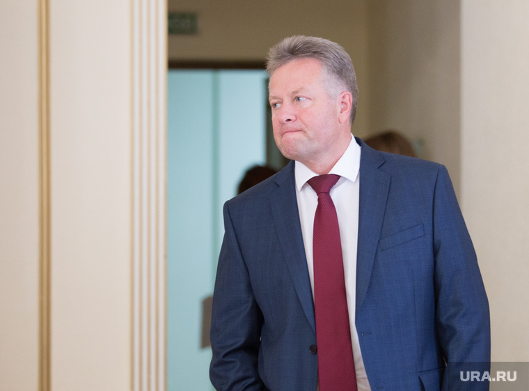 Полпред президента в УФО представил врио губернатора Курганской области Шумкова Вадима региону. г. Курган