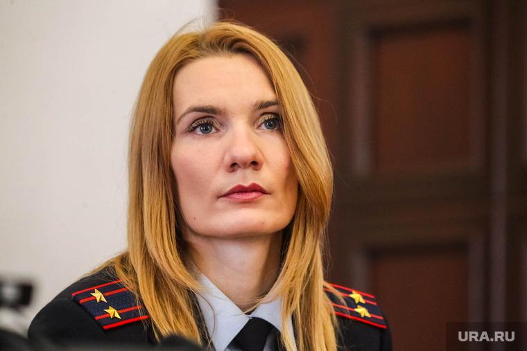 Светлана Новик, пресс-секретарь УВД по ТО. Тюмень