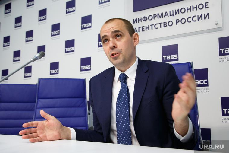 Андрей Мисюра, генеральный директор АО «НПО автоматики». Екатеринбург