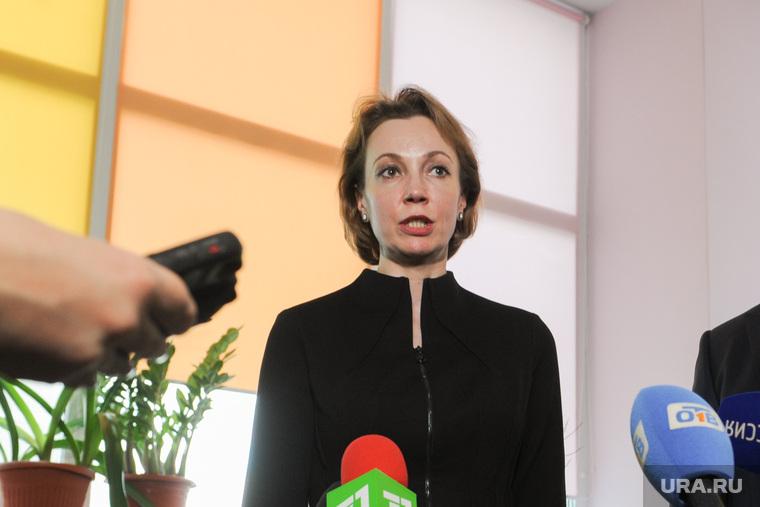Цуканов Алтушкин Текслер в Карабаше. Челябинская область