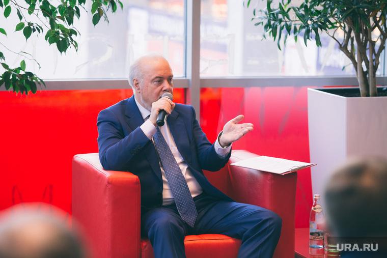 Итоговая пресс-конференция главы города Шувалова. Сургут