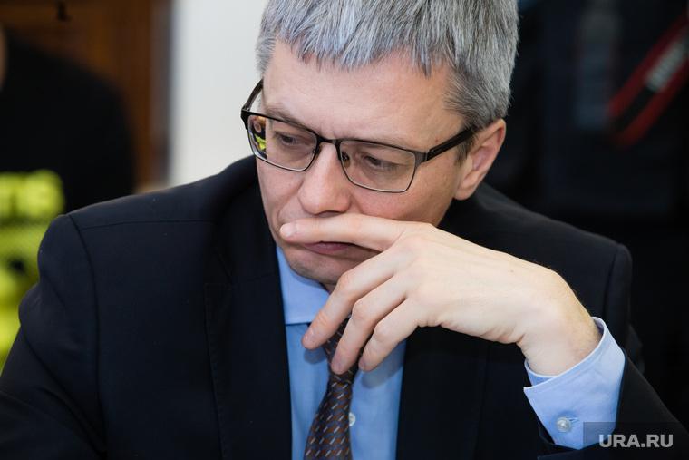 Заседание правительства ХМАО. Ханты-Мансийск