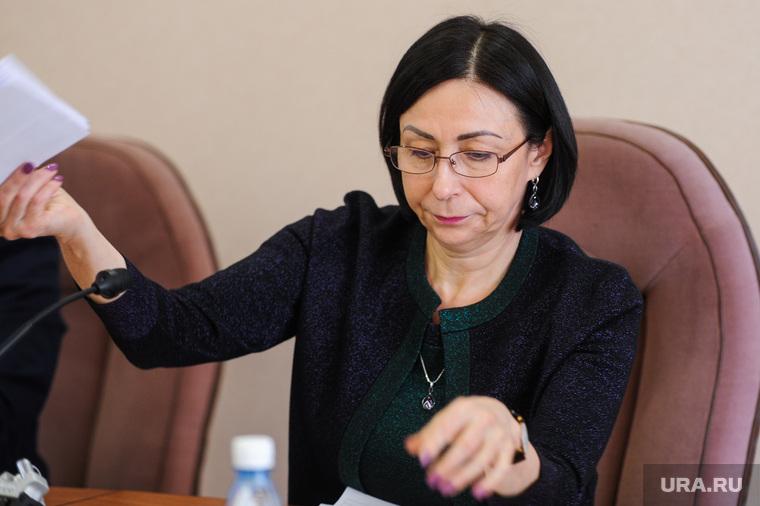 Аппаратное совещание у Натальи Котовой. Челябинск