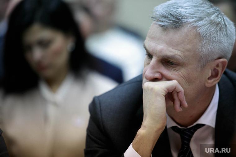 Выездное совещание губернатора в спорткомплексе «Гора белая». Нижний Тагил