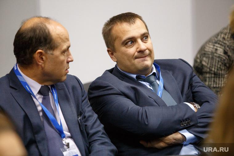 Пресс-конференция по итогам форума высотного строительства 100+. Екатеринбург